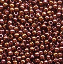 Toho 11/0 Seed Beads, Olympic Bronze 224 - 10 grams